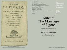 Mozart Marriage of Figaro